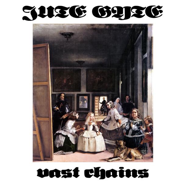 Jute Gyte - Vast Chains - cover